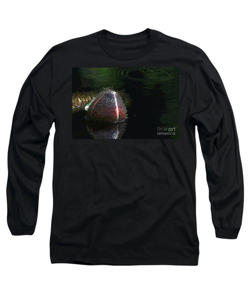 Nature's Armour Long Sleeve T-Shirt by Yvonne Wright