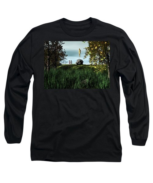 Arrival Of The Deceiver Long Sleeve T-Shirt