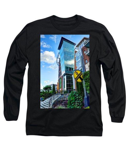 Art Crossing Long Sleeve T-Shirt