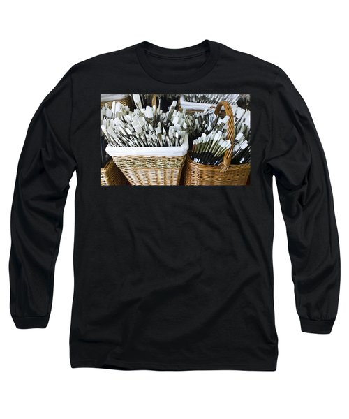 Artist Brushes Long Sleeve T-Shirt