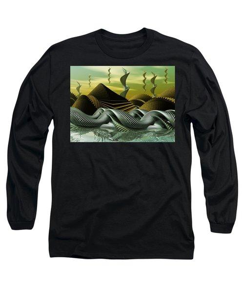 Artscape Long Sleeve T-Shirt