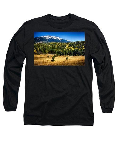 As Fall Arrives In Arizona  Long Sleeve T-Shirt