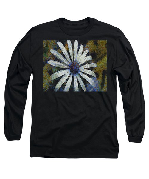 Long Sleeve T-Shirt featuring the painting As It Happened by Joe Misrasi