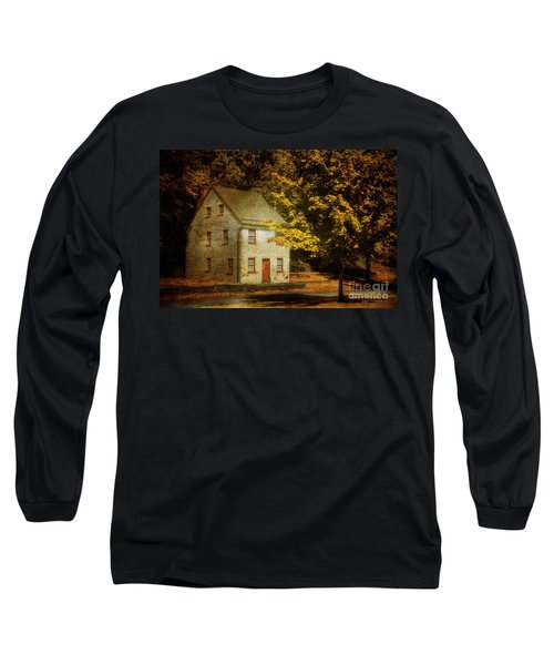 As The World Passes By Long Sleeve T-Shirt