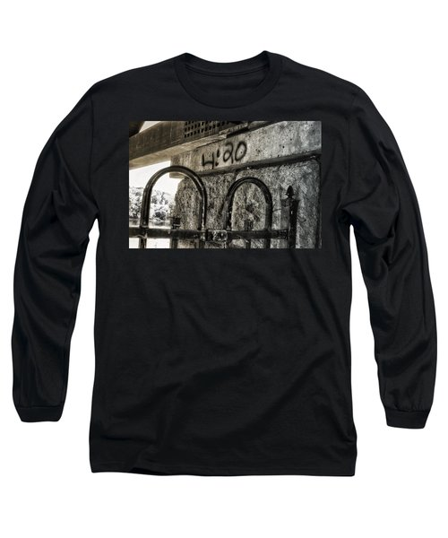 As Time Goes By Long Sleeve T-Shirt by Susan Capuano