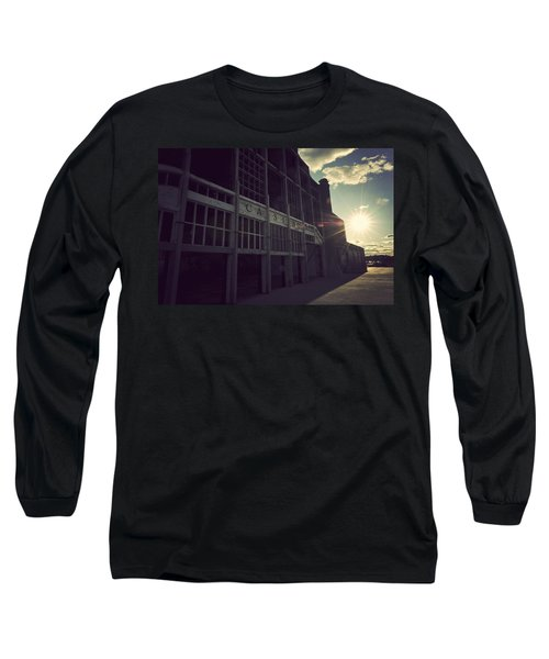 Asbury Park Nj Casino Vintage Long Sleeve T-Shirt