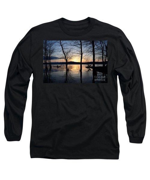 Ashokan Reservoir 43 Long Sleeve T-Shirt