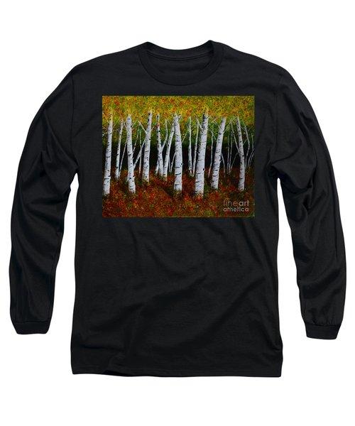 Aspens In Fall 2 Long Sleeve T-Shirt