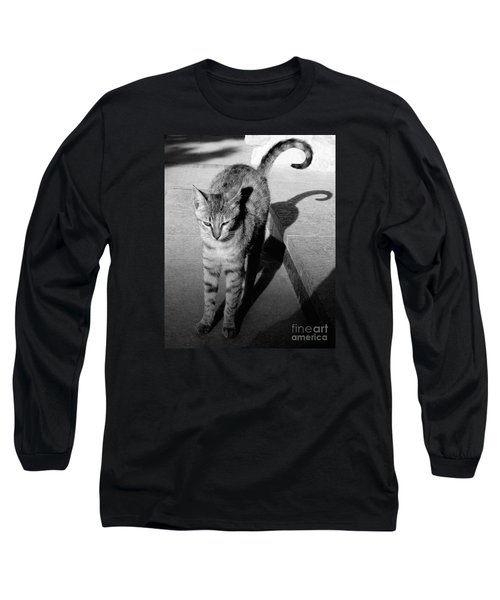 Aswan Cat Long Sleeve T-Shirt