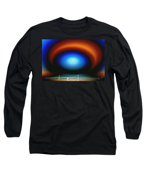 Long Sleeve T-Shirt featuring the photograph At Second Blush  by Nick David