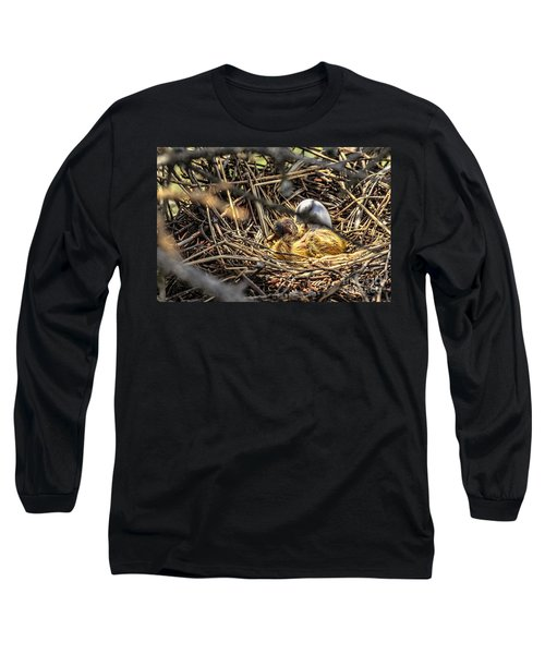 At The Anticipation Of The Younger Brother Long Sleeve T-Shirt