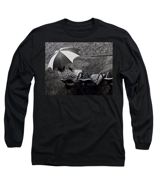 At The Parade Long Sleeve T-Shirt