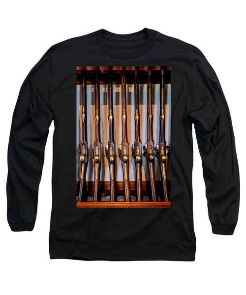 At The Ready Long Sleeve T-Shirt by Christopher Holmes