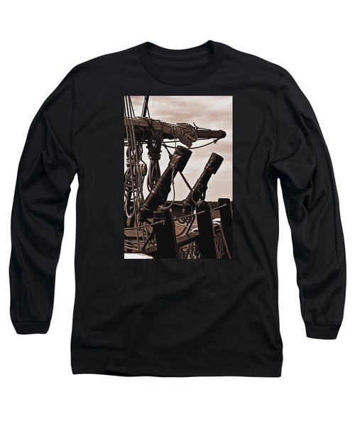 At The Ready Long Sleeve T-Shirt