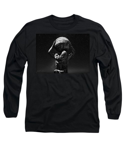 Atlas Long Sleeve T-Shirt