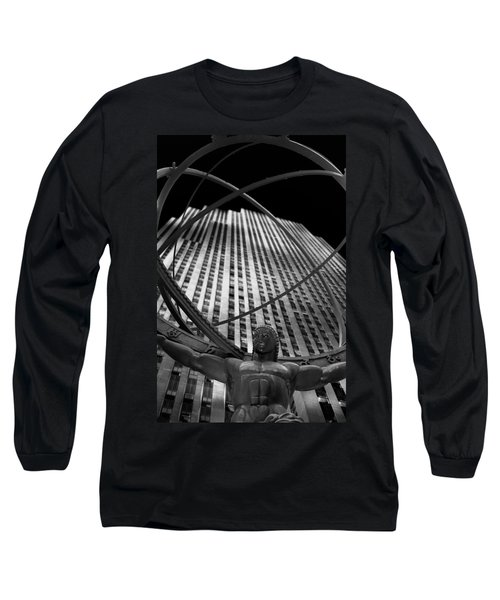 Atlas Rockefeller Center Long Sleeve T-Shirt