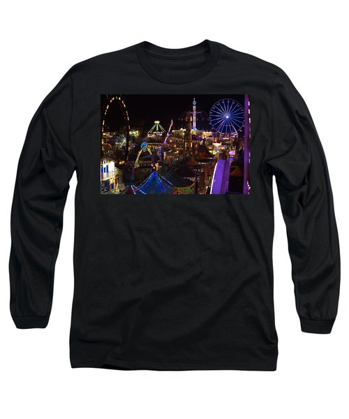 Atop The Carnival Long Sleeve T-Shirt