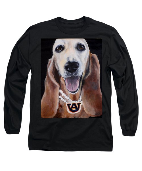Aubie Long Sleeve T-Shirt