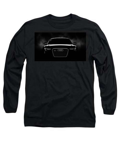 Audi Rs5 Long Sleeve T-Shirt by Douglas Pittman