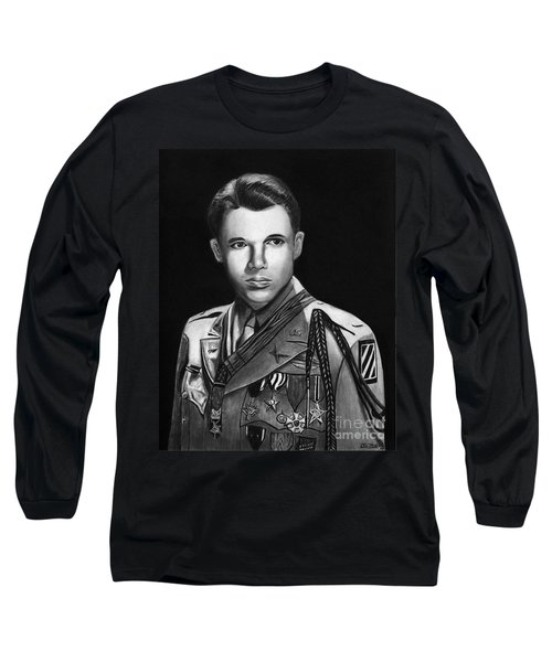 Audie Murphy Long Sleeve T-Shirt