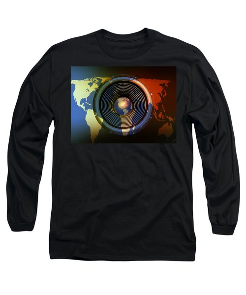 Audio World Long Sleeve T-Shirt