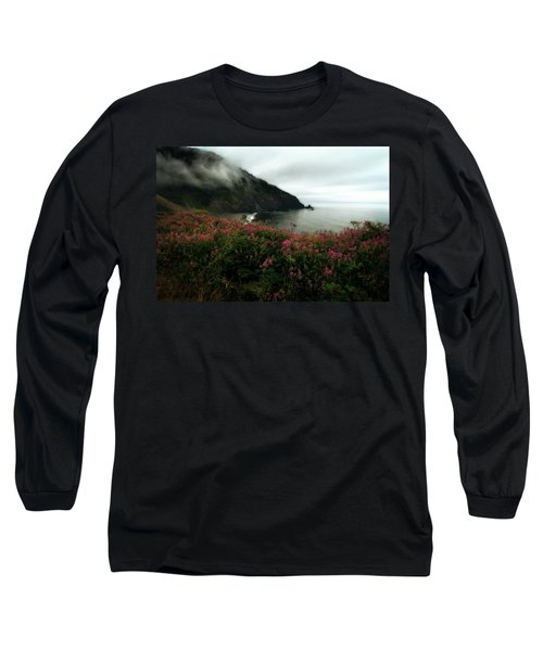 August In Oregon Long Sleeve T-Shirt