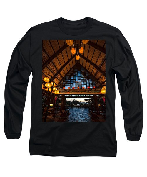 Aulani Lobby Long Sleeve T-Shirt