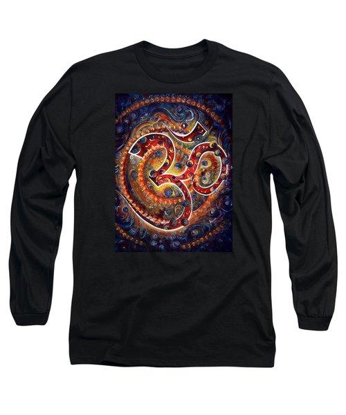 AUM Long Sleeve T-Shirt by Harsh Malik