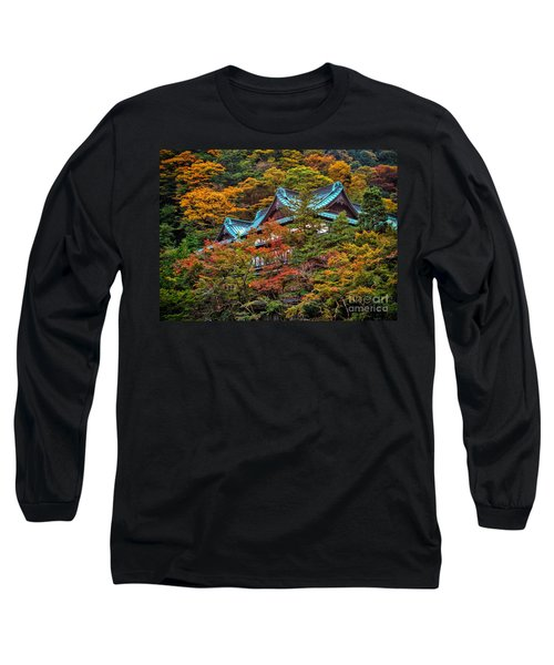 Autum In Japan Long Sleeve T-Shirt