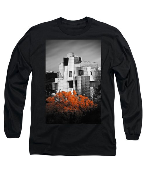 autumn at the Weisman Long Sleeve T-Shirt