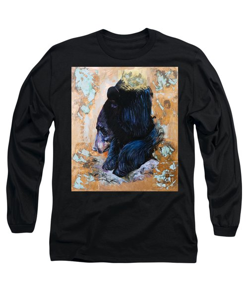 Autumn Bear Long Sleeve T-Shirt