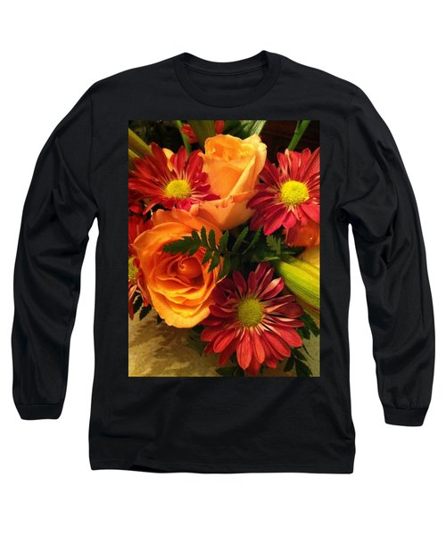 Autumn Bouquet Long Sleeve T-Shirt