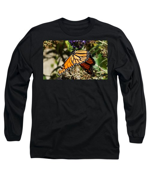 Autumn Butterfly Long Sleeve T-Shirt