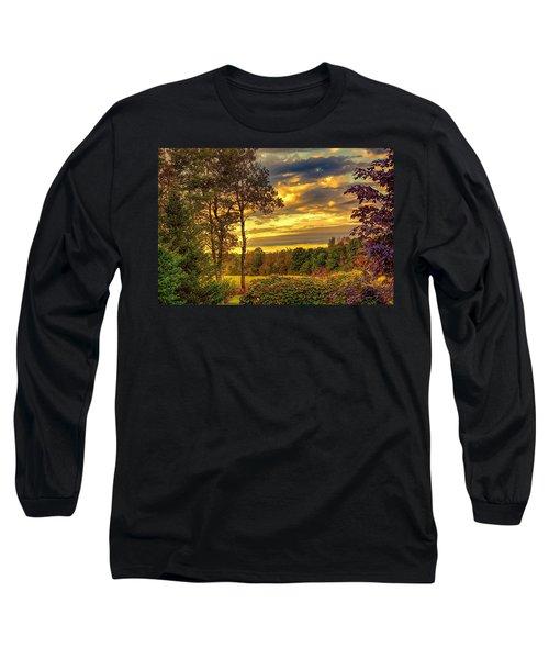 Autumn Colors Long Sleeve T-Shirt
