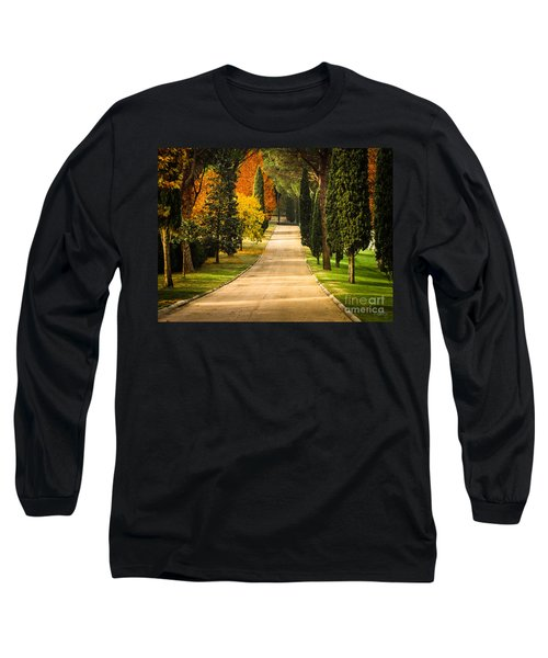 Autumn Drive Long Sleeve T-Shirt