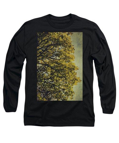 Long Sleeve T-Shirt featuring the photograph Autumn Glory by Ari Salmela