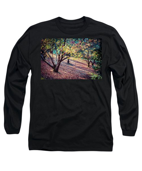 Autumn Grove Long Sleeve T-Shirt