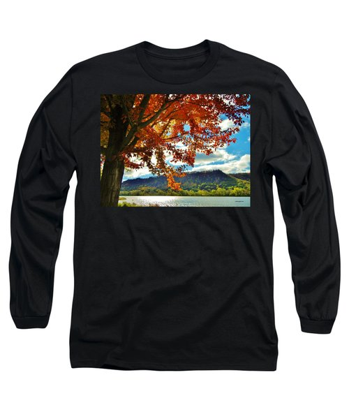 Autumn In Minnesota Long Sleeve T-Shirt
