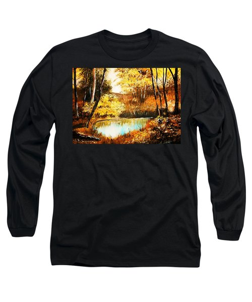 Changing Of The Season Long Sleeve T-Shirt