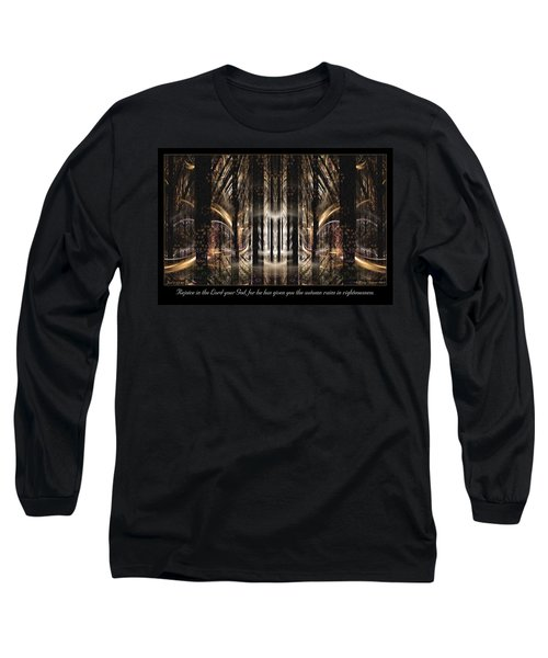 Autumn Rains Long Sleeve T-Shirt