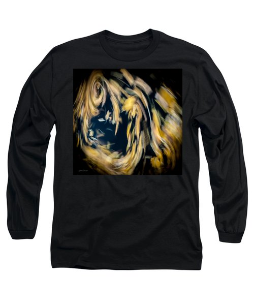 Autumn Storm Long Sleeve T-Shirt by Steven Milner
