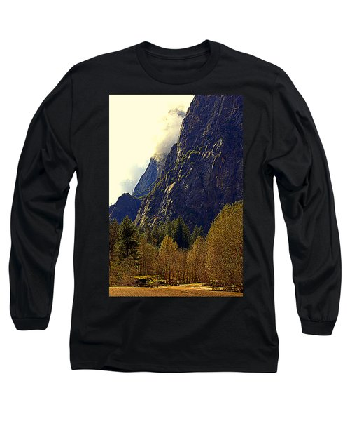 Autumn Sun Glow Long Sleeve T-Shirt