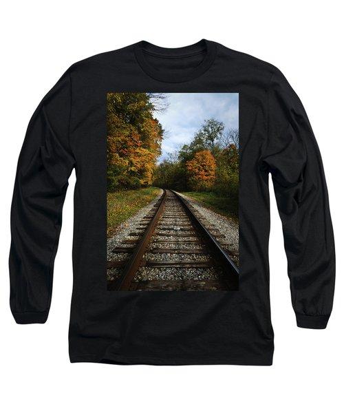 Autumn View Long Sleeve T-Shirt