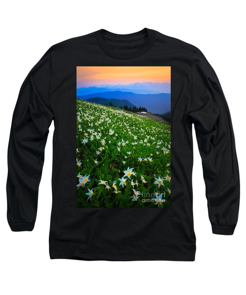 Avalanche Lily Field Long Sleeve T-Shirt
