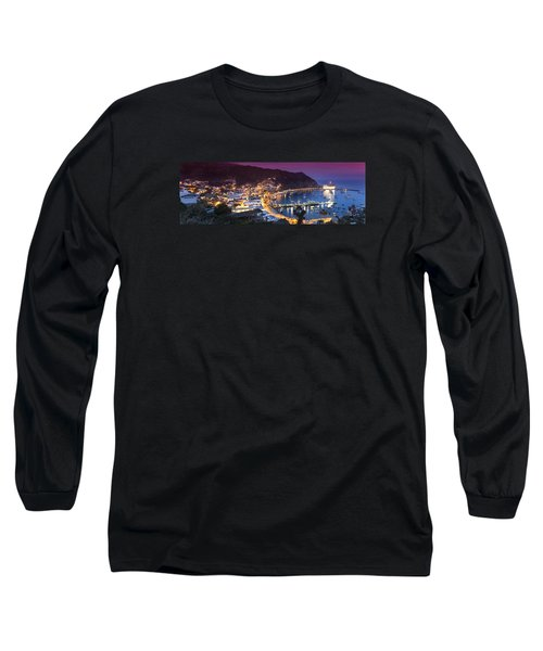 Avalon Sunset Long Sleeve T-Shirt