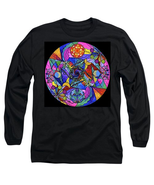 Awakened Poet Long Sleeve T-Shirt