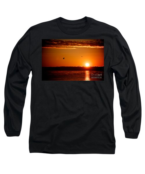 Awakening Sun Long Sleeve T-Shirt