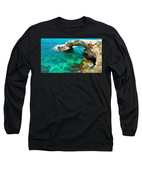 Ayia Napa In Cyprus Long Sleeve T-Shirt