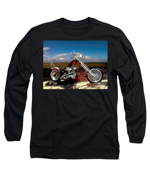 Aztec Rest Stop Long Sleeve T-Shirt by Lesa Fine