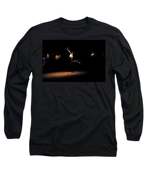 B Boy 4 Long Sleeve T-Shirt